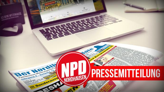Anfragen der NPD-Gruppe an den Landrat Jendricke (SPD) am 21.06.2016 zur Kreistagssitzung